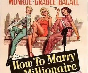 Marilyn Monroe, movie, and love image