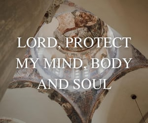 body, catholicism, and quotes image