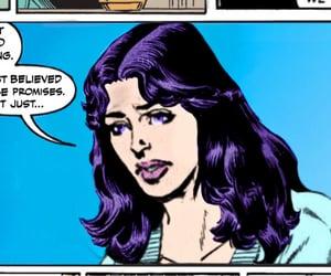 dc comics, arella, and the new teen titans image