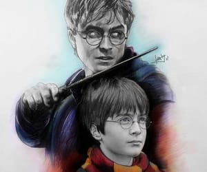 danielradclife, harrypotter, and potterhead image