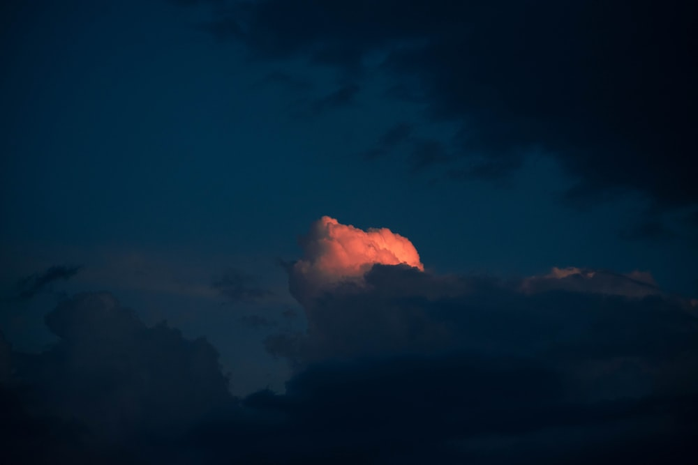 article, blue, and clouds image