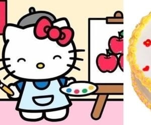 archive, header, and hello kitty image