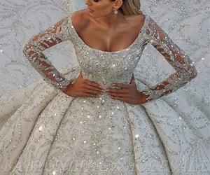 casamento, dress, and moda image