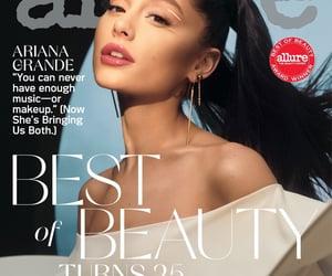 aesthetic, magazine, and ariana image