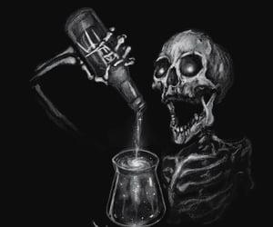 bones, dark, and darkaes image