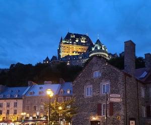 canada, castle, and hôtel image