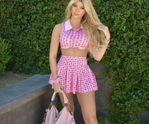 accessories, bag, and blonde image