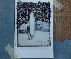 mandala, polaroid, and aes image