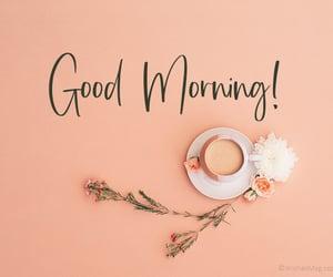 good morning, hi, and hello image