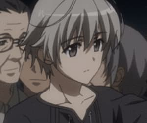 anime, couple, and yosuga no sora image