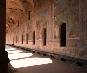 italy, Naples, and basilica di santa chiara image