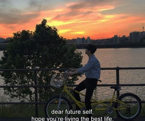 aesthetic, alone, and happy image