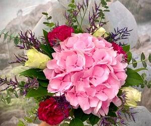 bouquet, Fleurs, and flower bouquet image