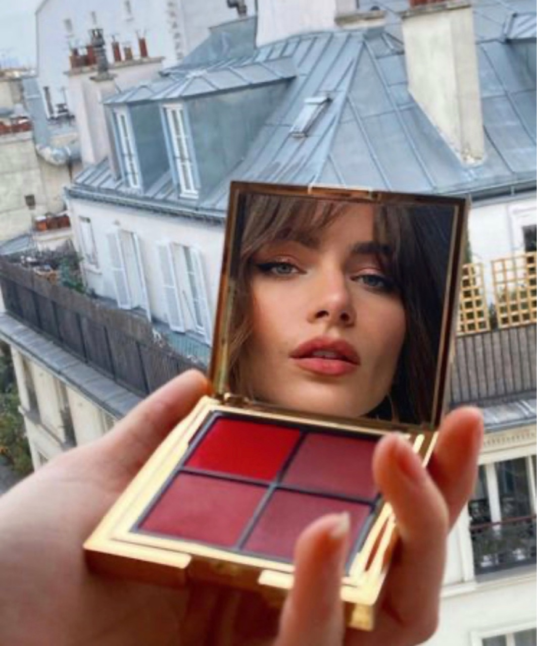 beauty, face, and fashion image