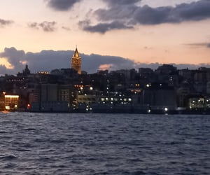 istanbul, sea, and 🌊 image
