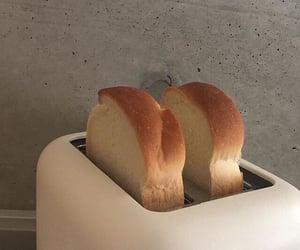 aesthetic, theme, and bread image