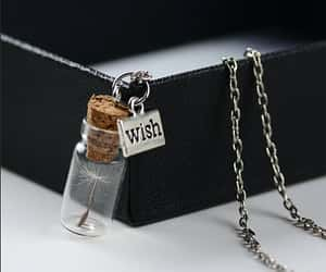 necklace, wicca, and spell jar image