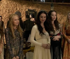 reign, lady aylee, and mary stuart image