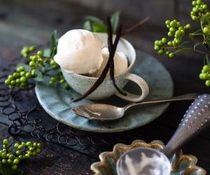 cream, evening, and focus image