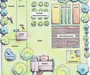 alongcamelife, farm ranch barn, and animals green crops image