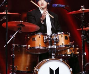 drums, grammy, and jungkook image