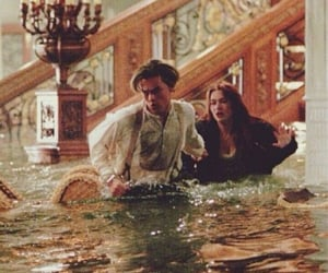 couple, titanic, and couples image