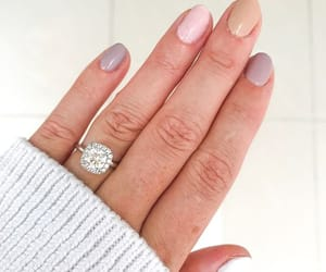 engaged, proposal, and she said yes image