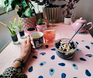 breakfast, food, and home image