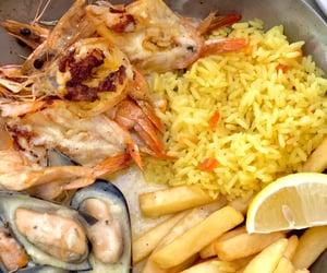 Seafood cravings