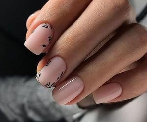 bambi, nail art, and nail polish image