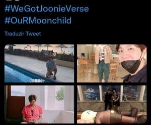 joon, joonie, and kimnamjoon image