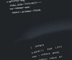 feelings, words, and kindness image