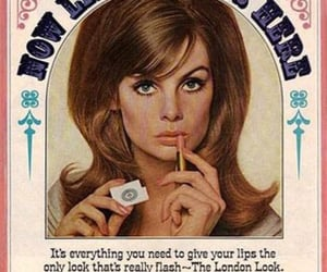 1960s, beauty, and poster image
