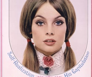 1960s, beauty, and ad image
