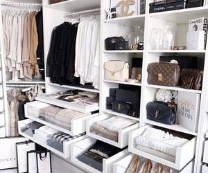fashion, closet, and clothes image