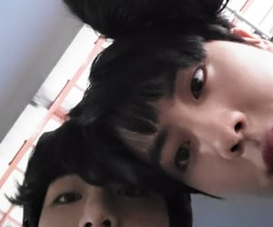 jin, hoseok, and taehyung image