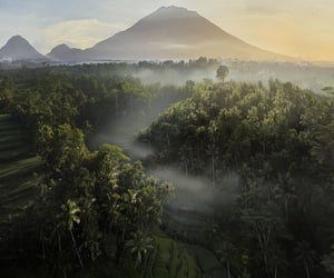 aesthetic, indonesia, and wonder image