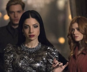 lilith, clary fray, and jace herondale image