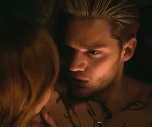 clary fray, clary and jace, and jace herondale image
