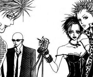 Ai Yazawa, Nana, and nobu image