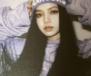 beauty, korean, and lisa image