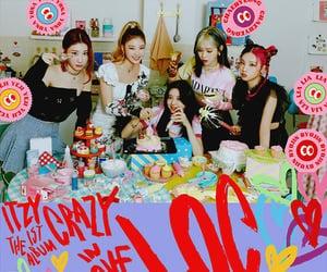JYP, yeji, and ggroupsdaily image