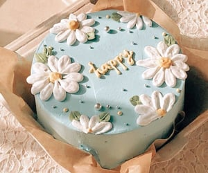 beautiful, breakfast, and cake image