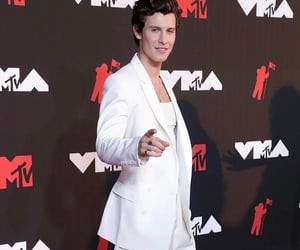 celebrities, vmas, and shawn mendes image
