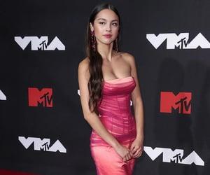 celebrities, vmas, and olivia rodrigo image