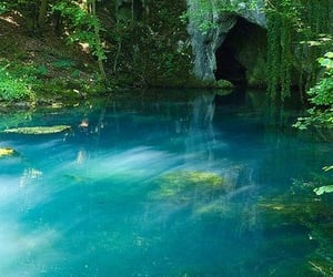 aesthetic, lake, and alternative image