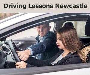 driver training newcastle image