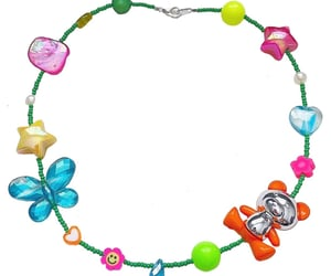beaded, bright, and colorful image