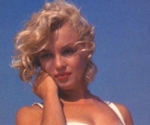 Marilyn Monroe, vintage, and aesthetic image