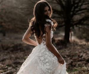 wedding, eveningdresses, and wedding dresses image